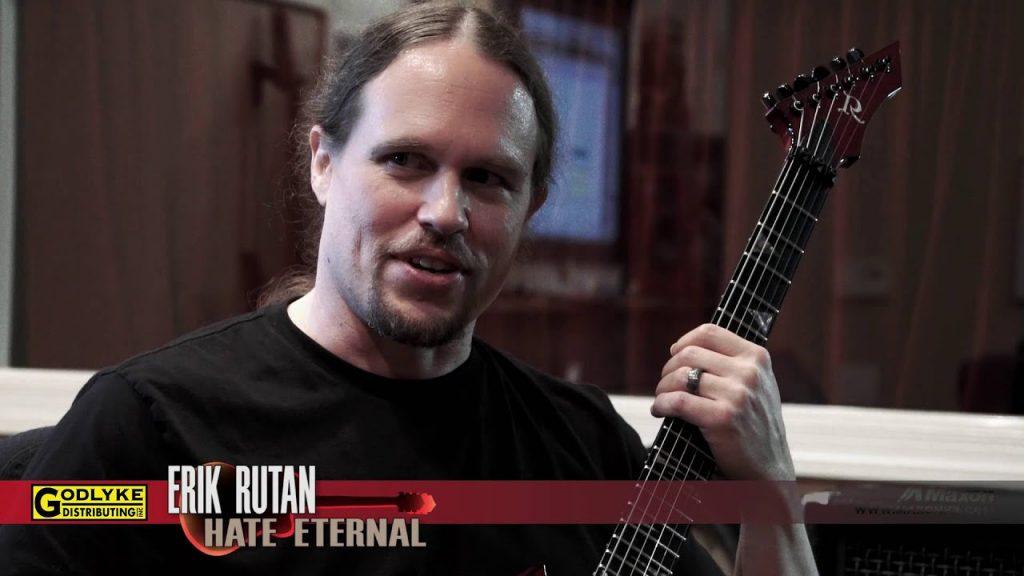 Erik Rutan Cannibal Corpse