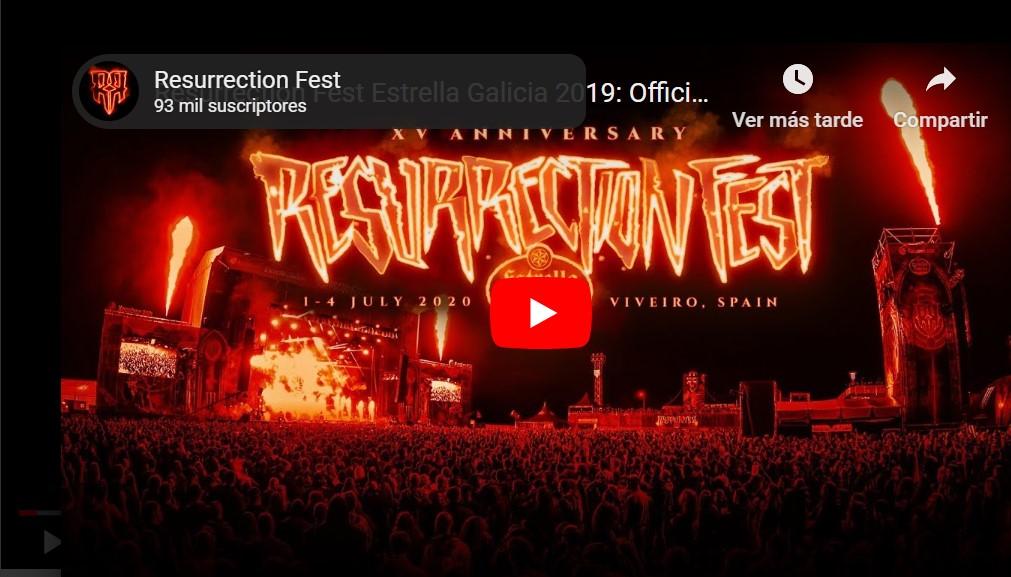 RESURRECTION FEST 2019 AFTERMOVIE