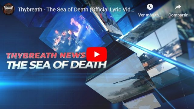 Thybreath - Nuevo Lyric vídeo